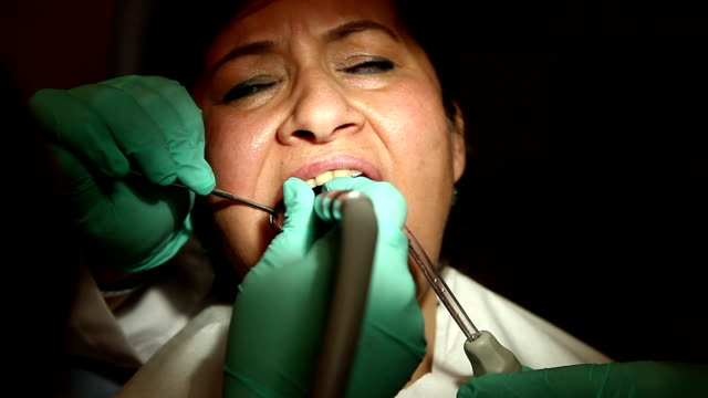 Dentista escritório - vídeo