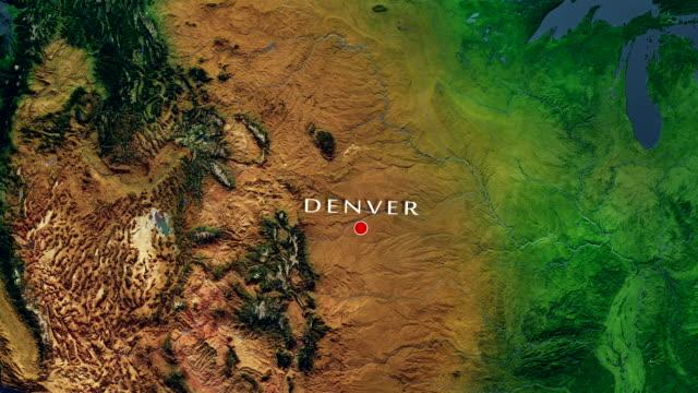 Denver 4K Zoom In video
