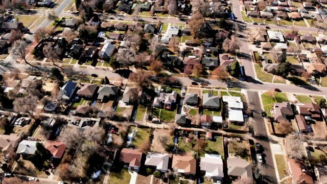 デンバー - コロラド州点の映像素材/bロール