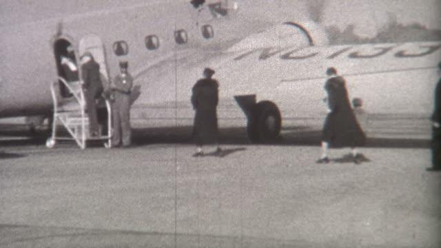 Departing Plane 1930's