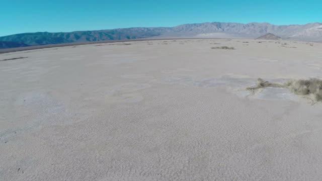 Desert Aerial Footage video