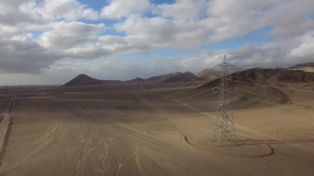 Desert Lines video
