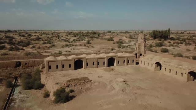 Desert LUT bird's-eye view.