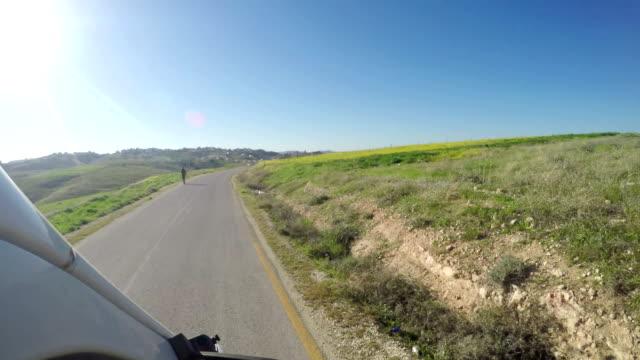 desert road crossing, Israel