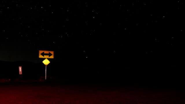 Desert Star Time Lapse video