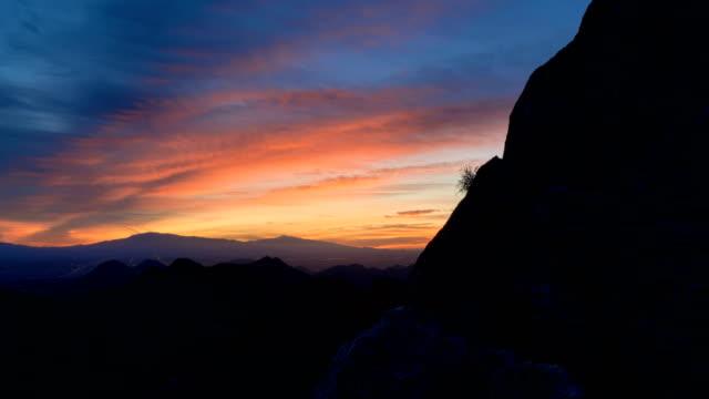 öken soluppgång timelapse/hyperlapse - visa 23 - high dynamic range imaging bildbanksvideor och videomaterial från bakom kulisserna