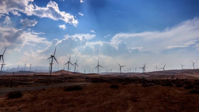Desert Turbines video