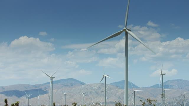 Desert Valley Wind Farm video