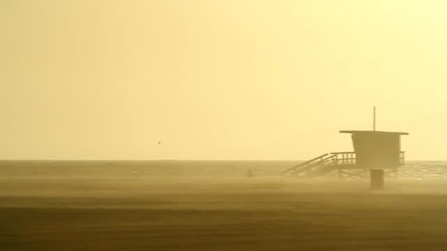 Deserted Lifeguard video
