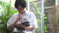 istock Designer draws on the graphic tablet 1248802941
