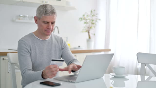 Designer Successful at Online Payment on Smartphone