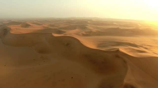 Desolation of the Namibian Desert video