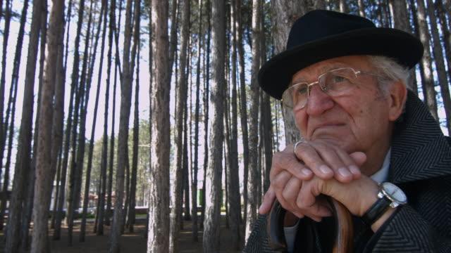 Despairing Senior Man video