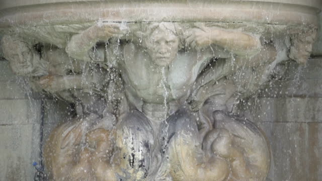 Detail of Fountain video