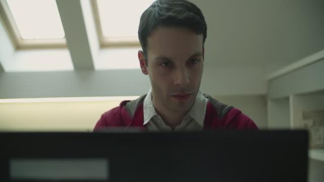 4K: Developer coding video