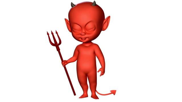 devil video