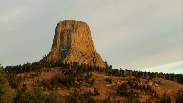 Devil's Tower Sunrise