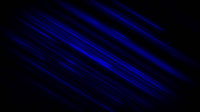 Diagonal Blue Lines 4K Background video