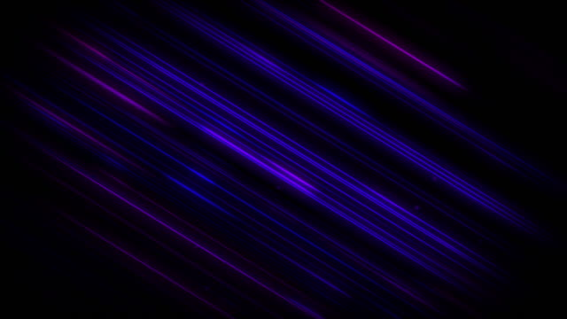 Diagonal Blue Purple Lines 4K Background video