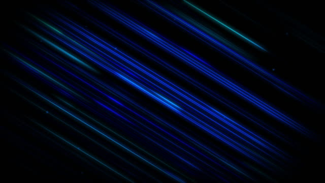 Diagonal Blue Turquoise Lines 4K Background video