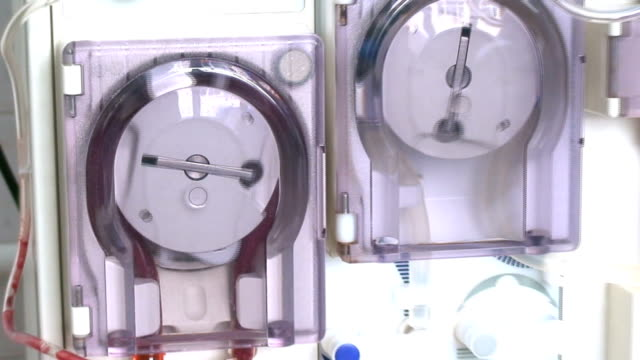 Dialysis medical device video