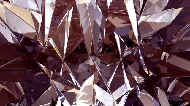 Diamond 4K Shiny diamond spinning rotate.  4K Ultra HD 3840×2160.  Seamlessly Loopable. diamond stock videos & royalty-free footage