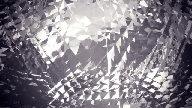 4K diamond fa loop video