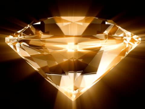 vídeos y material grabado en eventos de stock de diamond rayos de sol#5 ntsc oro - accesorio financiero