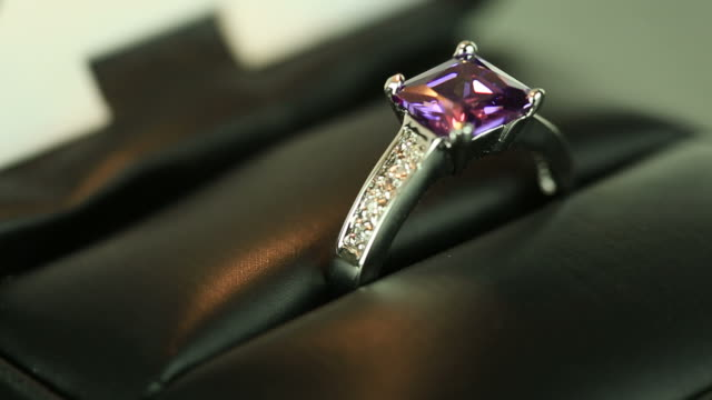 Diamond ring video