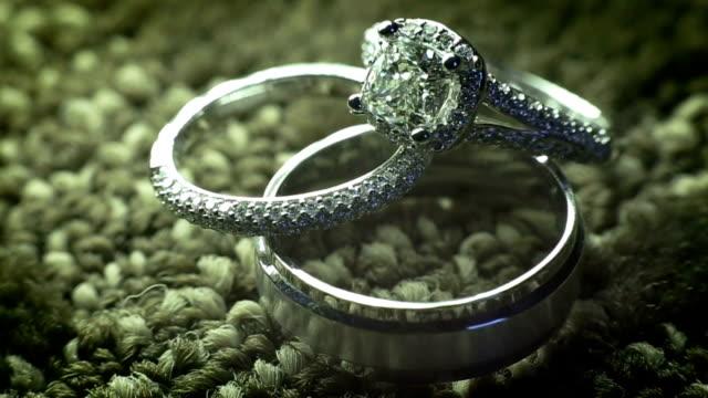 Diamond anillos de - vídeo