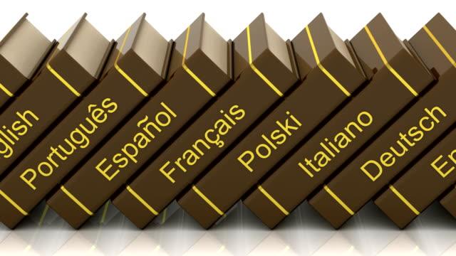 vidéos et rushes de dictionaires - traduction