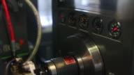 istock Diesel engine testing station. 1212110885