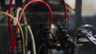istock Diesel engine testing station. 1212113597