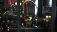 istock Diesel engine testing station. 1212166728