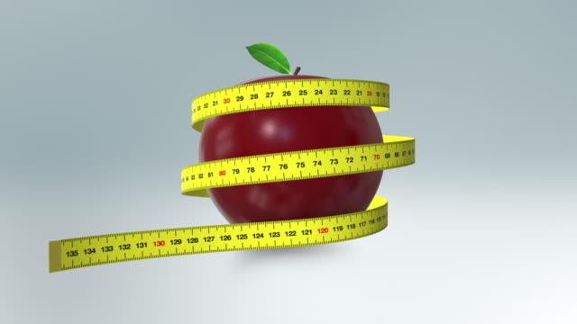Diyet - sağlıklı yaşam video