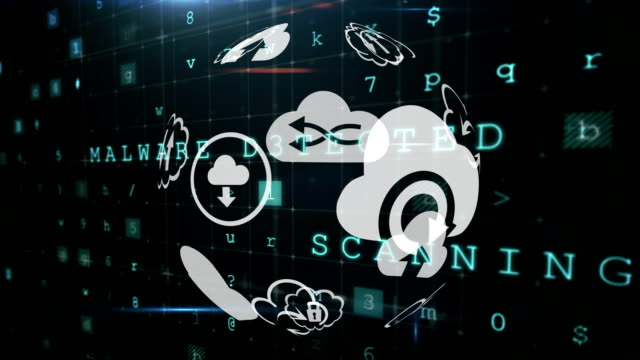 Different cloud icons