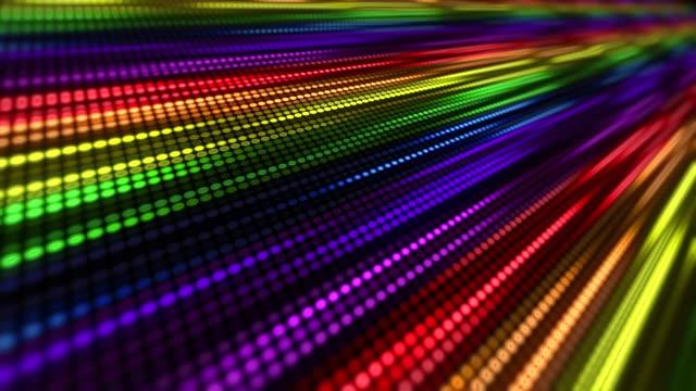 Digital Abstract Background Using Pride Rainbow Colours Rainbow, Rainbow Flag, Gay Pride, Symbol, Multi-Coloured pride stock videos & royalty-free footage