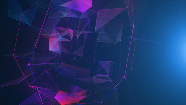 Digital Abstract Network video