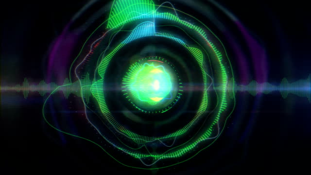 Equalizer för digitalt ljud video