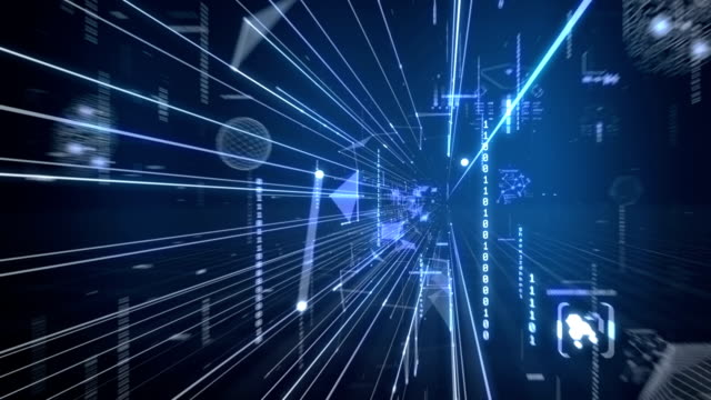 Digitale gleichmäßige Einsatz. – Video
