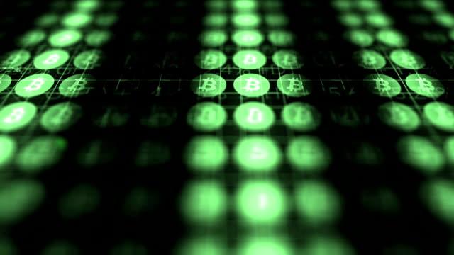 Digital Bitcoin information in transaction over internet V1