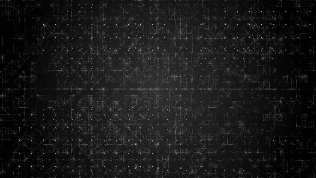 Digital black and white Hi-Tech Backgrounds Digital black and white Hi-Tech Backgrounds the four elements stock videos & royalty-free footage