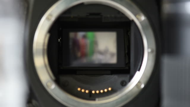 Digital camera cmos sensor video