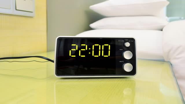 Digital Clock Timing 00:00~12:00 (Time-lapse) video