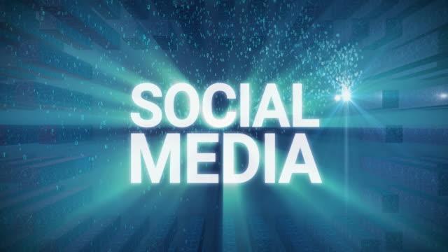 Digital Concept Social Media – Video