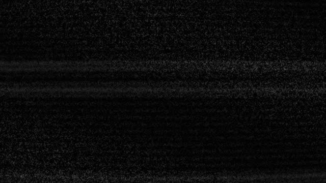 digital damage noise - 4k resolution - striato video stock e b–roll