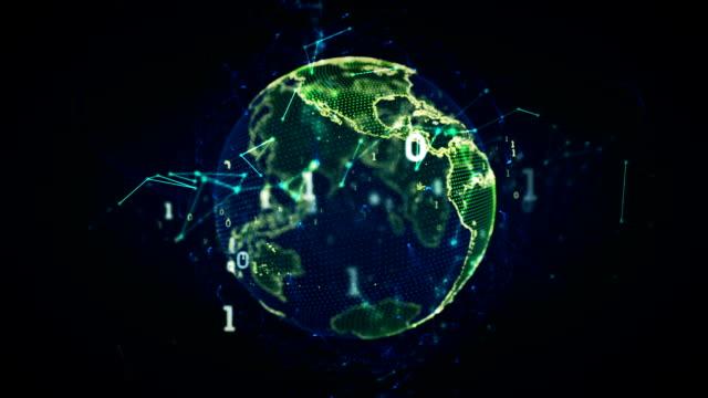Digital Earth Color video