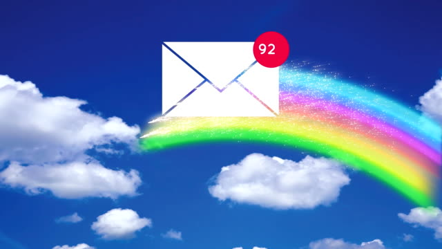 Digital envelope and numbers