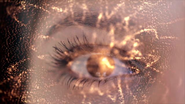 digital eye - wyobraźnia filmów i materiałów b-roll