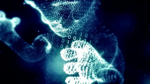 Digital Fetus Zoom Blue video